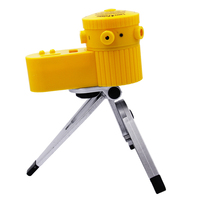 Multifunction Plastic LV60 Cross Line Tool Device LED Laser Level Vertical Horizontal Equipment Measuring With