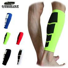 Shin calf warmers layer soccer guard leg compression football basketball base