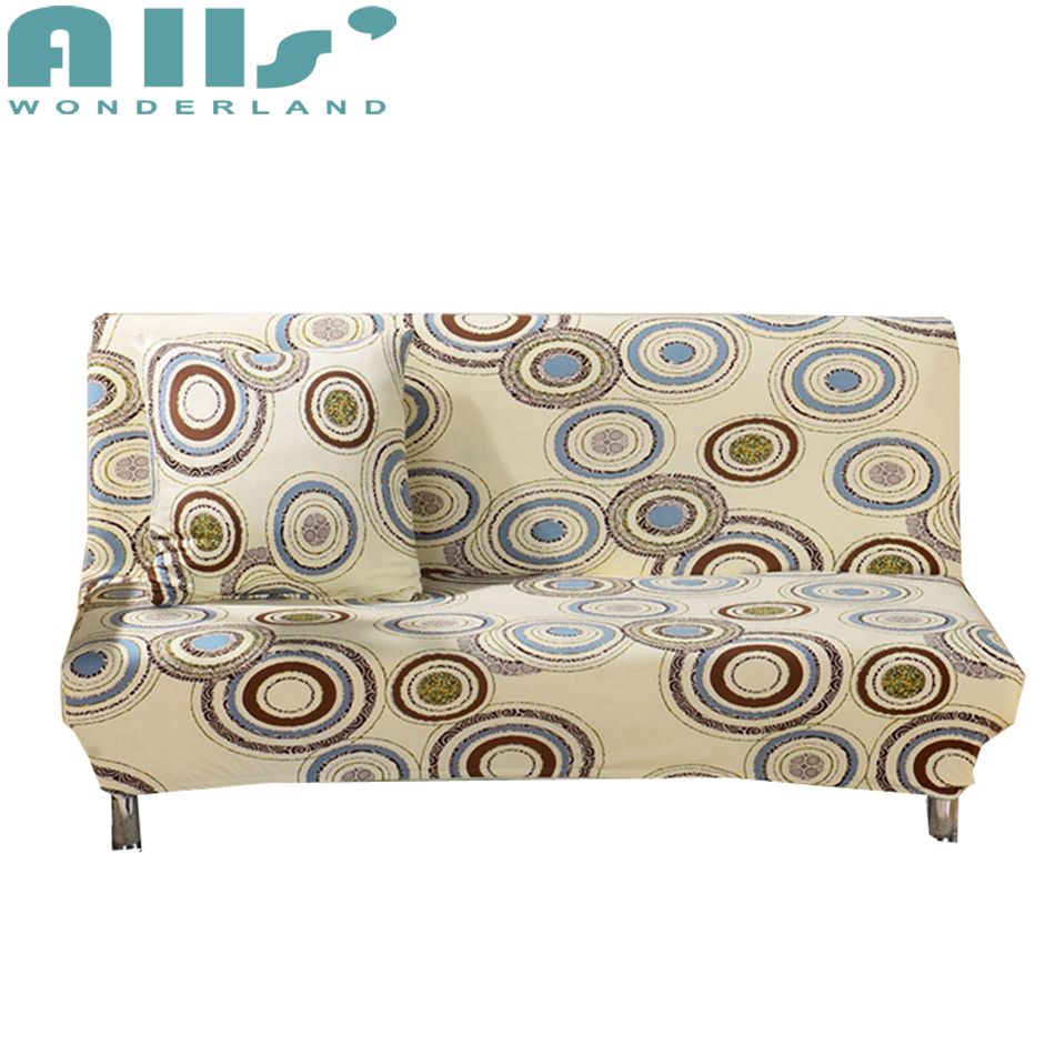 Elastic Covers For Corner Sofa Couch Slipcovers For Living Room Cheap Armless-Couch-Sofa-Bed-Covers Fashion Furniture Protector ...