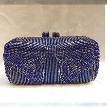 6b5433f99 Ouro de Cristal Saco de Embreagem Da Noite Das Mulheres Designers de Bolsas  e Bolsas Bolsas