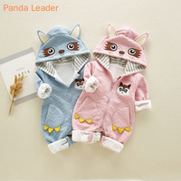 Baby Clothes Baby Rompers Spring Autumn Jumpsuit New Born Baby Costume Pajamas Girls Clothes Cartoon Baby Jackets Outerwear Coat