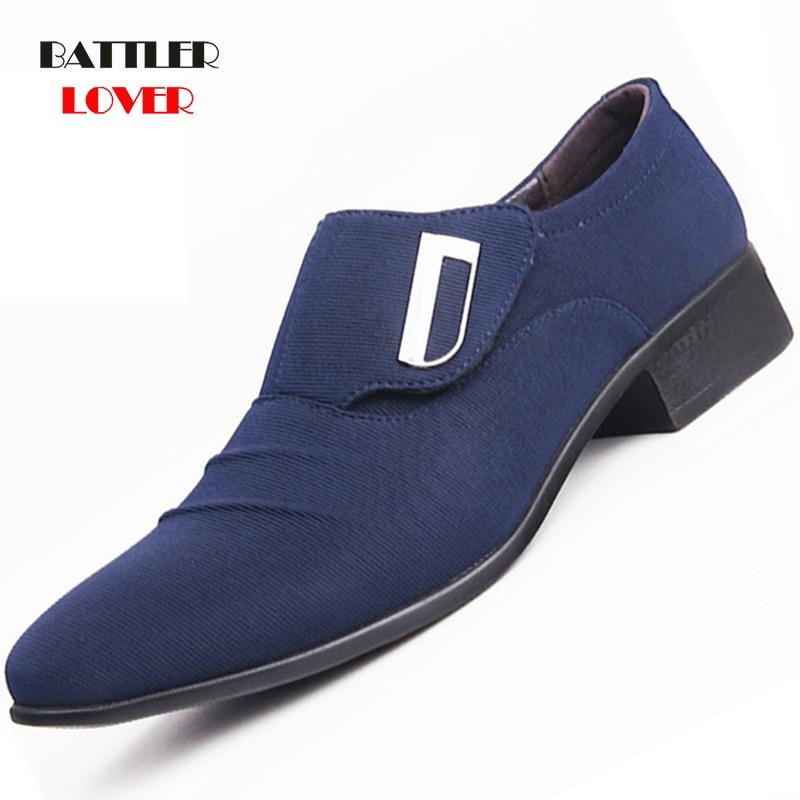 Wedding Shoes for Men 2019 Classic Shoes Men Dress Loafers Casual Shoes Mens Dress Shoes Schoenen Heren Zapatos Elegantes Hombre