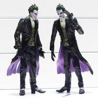 The Dark Knight Batman The Joker PVC Action Figure Collection Model Toy 16cm Free Shipping 2pcs