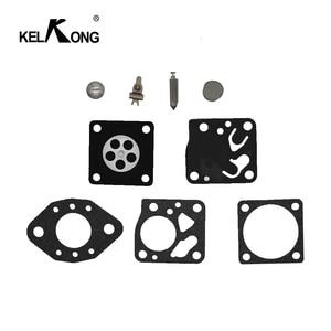 Image 1 - KELKONG 1 Set Carburetor Diaphragm For Tillotson For Stihl 024 024AV MS240 Carb Gasket Needle Kit Trimmer Chainsaw Part
