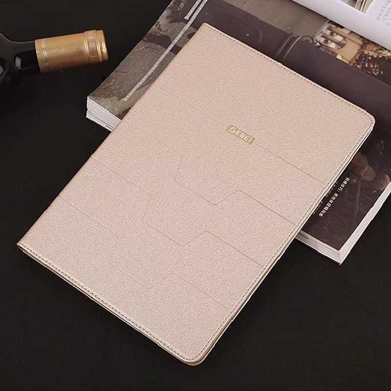 Luxury Brand Leather Case for iPad Pro 10.5 Inch 2017 Business Flip Smart Cover Stand Case for New iPad Pro 10.5 with Card Slot