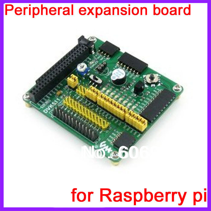 DVK511 Peripheral Expansion Board For Raspberry Pi ...