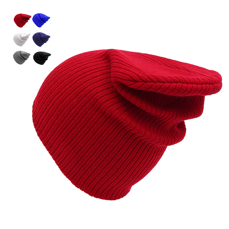 Wool Hats For Men Women Male Outdoor Knitted Winter   Beanie   Caps Ski   Skullies   Neanies Balaclava Mask Gorras Cap Bonnet