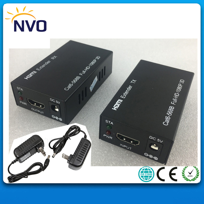 5pairs lot hdmi extendertransmitter receiver rx tx over. Black Bedroom Furniture Sets. Home Design Ideas