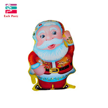 Merry Christmas helium balloons inflatable Christmas decoration gifts 5pcs
