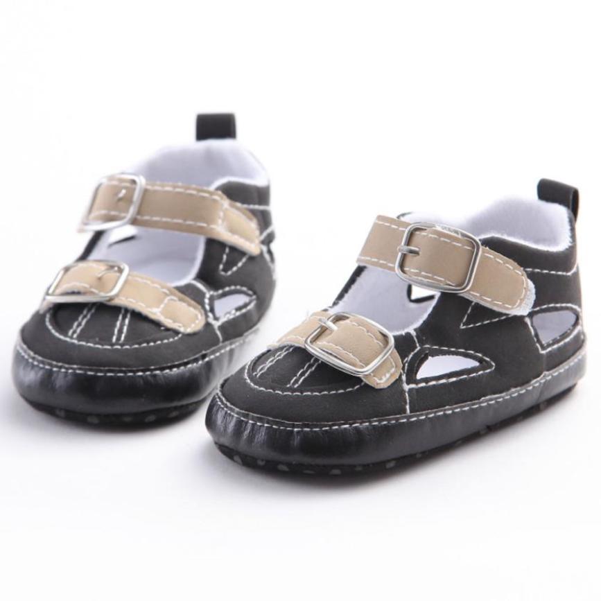 Sandals For Infants Boys Baby Infant Kids boys Soft Sole Crib Toddler Newborn Sandals Shoes #147