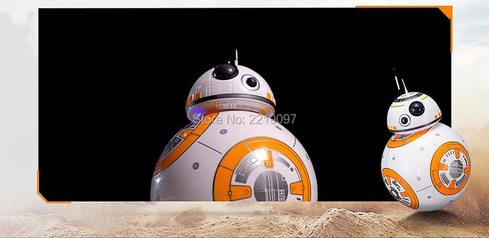 Star Wars Remote Control BB-8 Robot 20.5cm 18