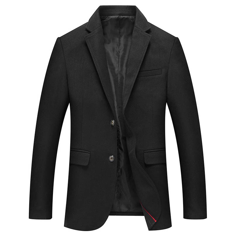 Весна/осень Для мужчин Блейзер черный Slim Fit костюм Для мужчин S костюм Homme Mariage жениха Нарядные Костюмы для свадьбы Куртки смокинг для masculino