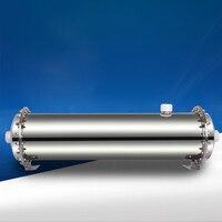 8000L/H 304 Edelstahl Haushalt UF Membran Wasserfilter Ultrafiltration Zentrale Ganze Haus Wasserfilter System