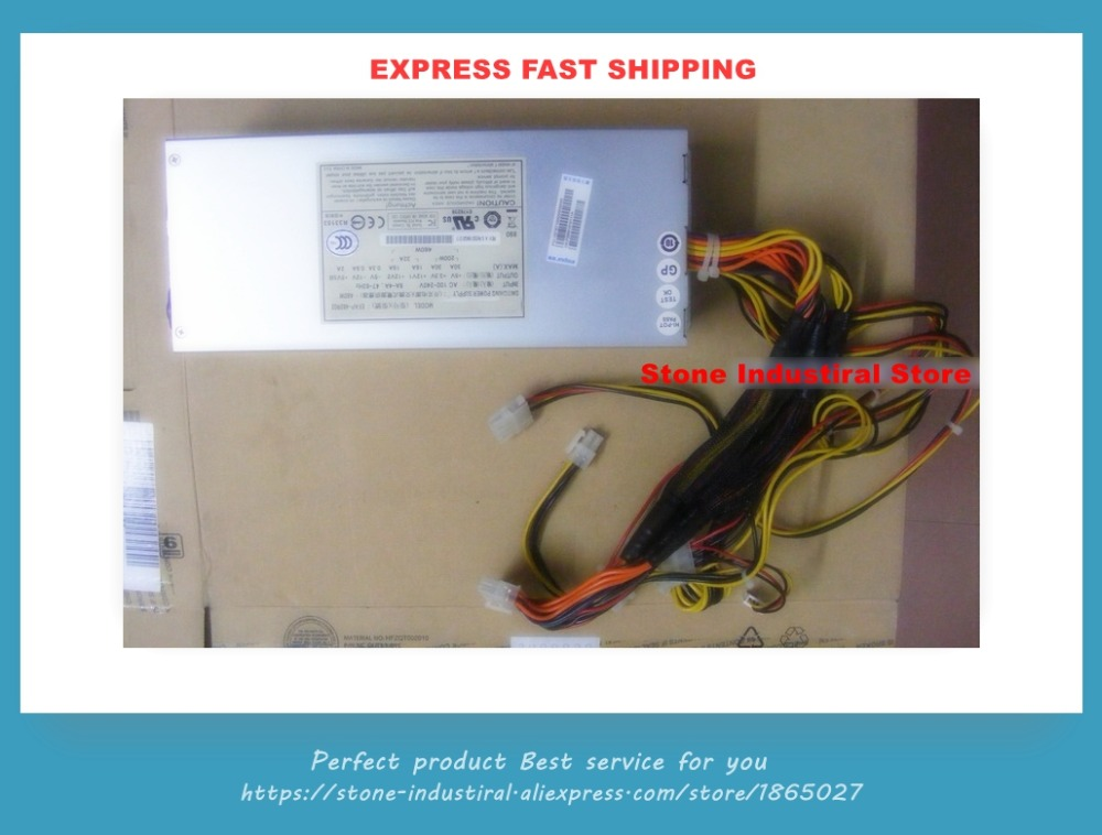 Original NF295D2EFAP-482R02 480W 2U Server Power SupplyOriginal NF295D2EFAP-482R02 480W 2U Server Power Supply