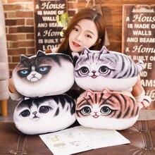 Hot New plush toys cute fat cat dolls hand warmer pillow birthday Christmas gift for children