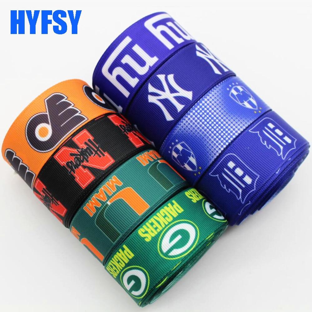 Hyfsy мм 25 мм спортивная лента 10 ярдов подарочная упаковка «Сделай сам» ручной работы материалы аксессуары для одежды корсажные ленты