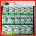 300 hojas de fujifilm instax mini 8 film válida hasta 2018-10 + free regalo para cámara de fotos instantánea polaroid 7 s 8 25 50 s 70 90 SF1