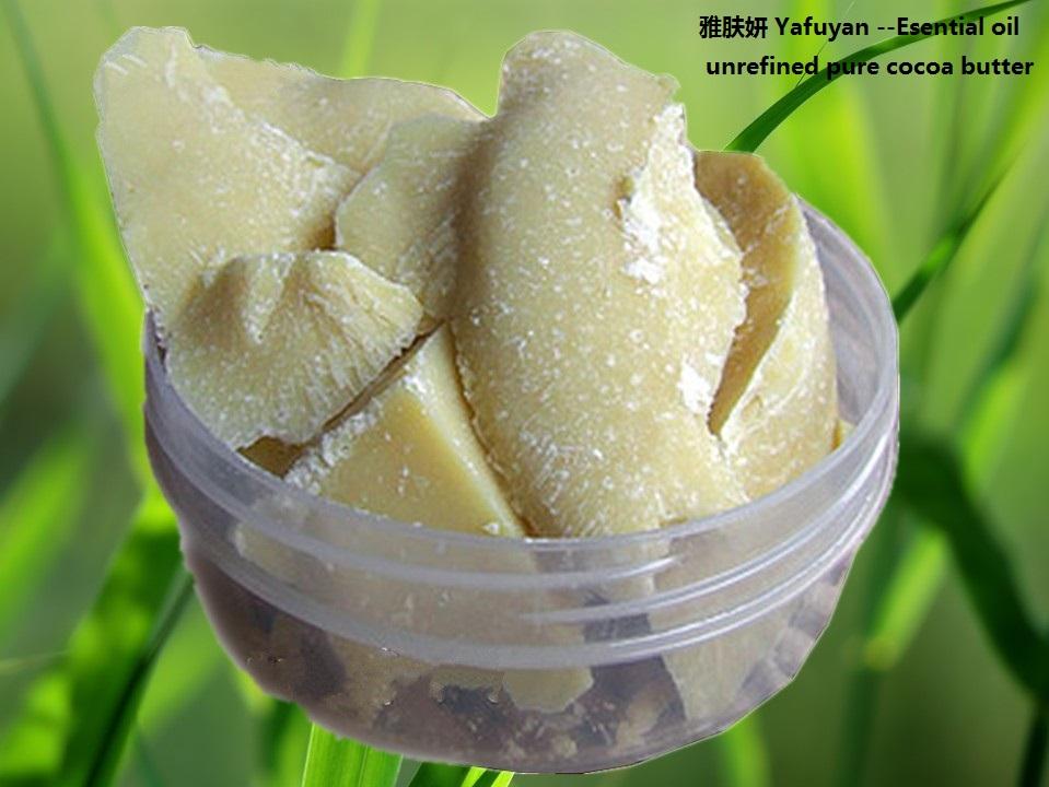 Certified-Organic-Cocoa-Butter-Chunk-Skin-Care-Soap-Making-Cream-Balm-Unrefined-500g-0-5Kilo