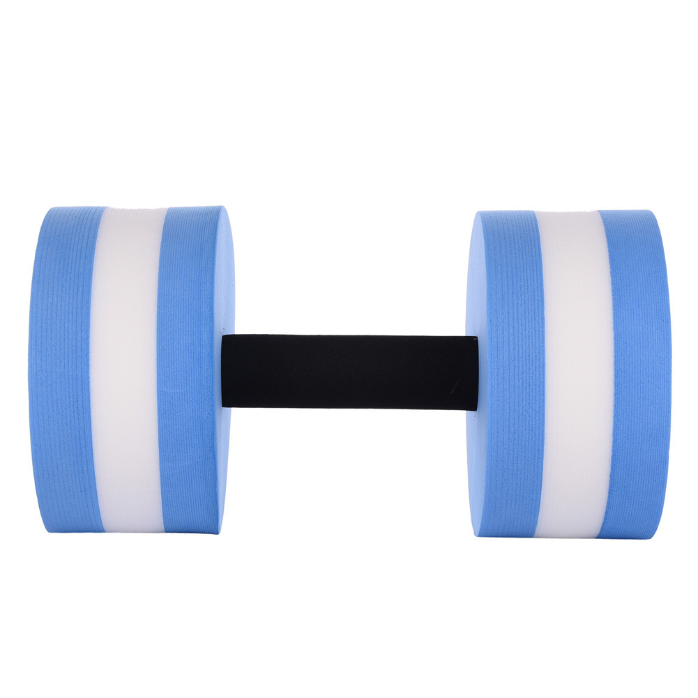 a90fd083de7 1 Piece Professional Water Fitness Dumbbell Hand Weights Gym Womens Man  Pool Water Aerobics Slim Exercise Equipment-in Dumbbells from Sports &  Entertainment ...