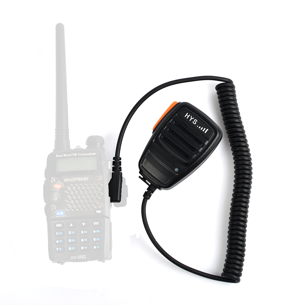 HYS brand new listing game machine double pinhole hand-held radio intercom multi-function hand-held telephone 10PCS