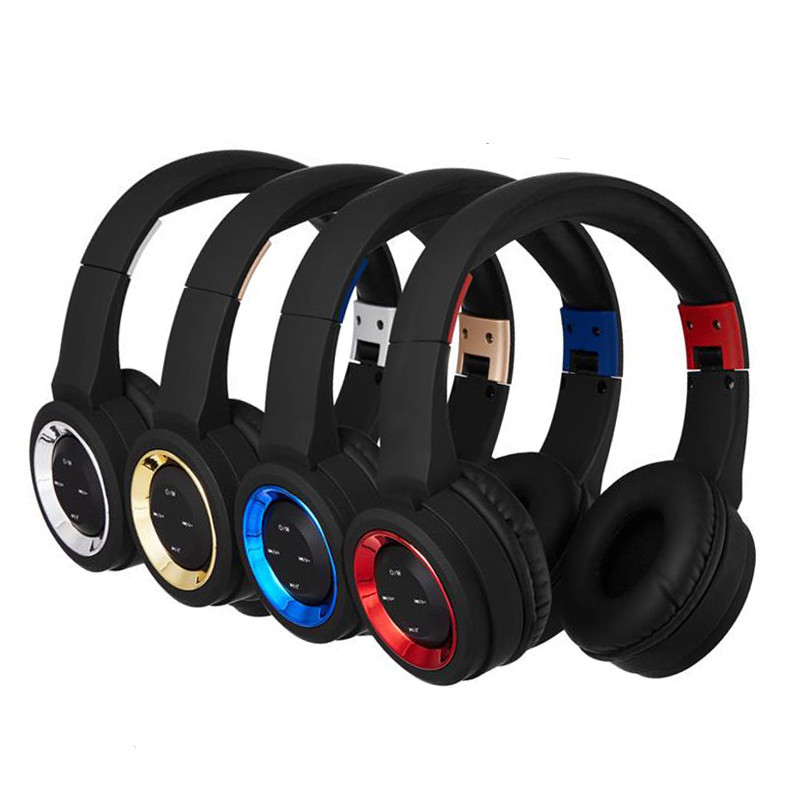 Bluetooth Headphones Sport Noise Cancelling Wireless Earphone Stereo Headset with Microphone for Mobile Phone Wireless Headset universal led sport bluetooth wireless headset stereo earphone ear hook headset for mobile phone with charger cable
