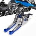 2019 R1250 GS логотип мотоцикла CNC Регулируемые тормозные рычаги сцепления для BMW R1250GS LC 2019 R 1250 GS R 1250GS