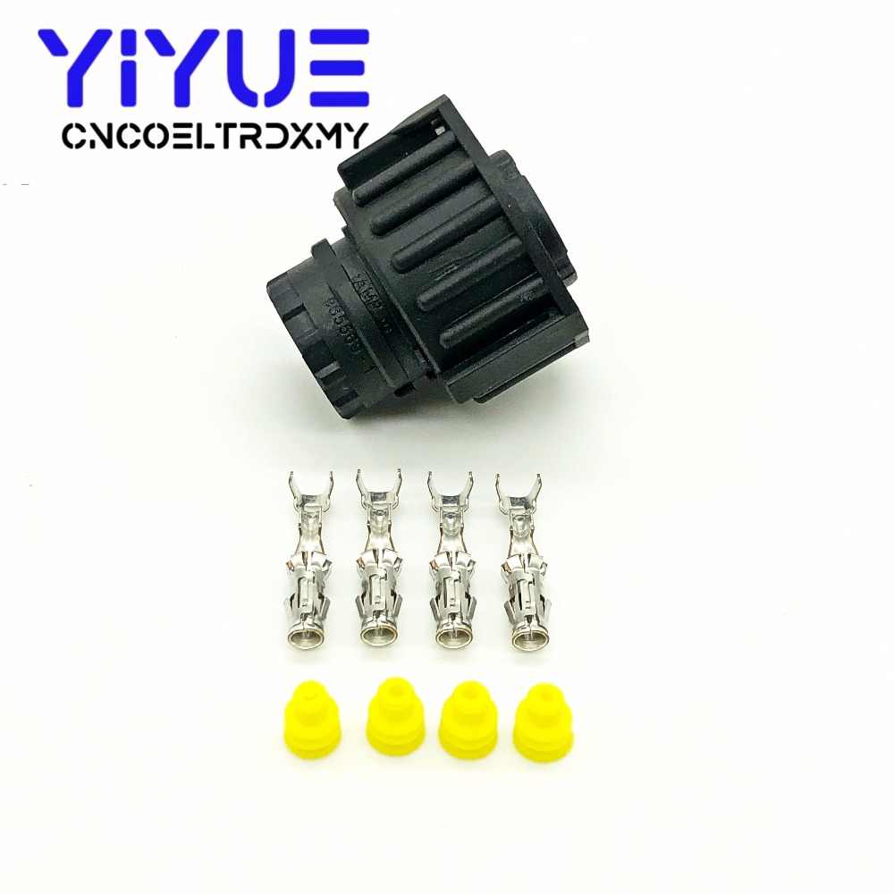 1 комплект 4 pin 2,5 MM tyco круглый HOWO A7 одометр для спидометра plug герметичный разъем для авто 1-967325-1