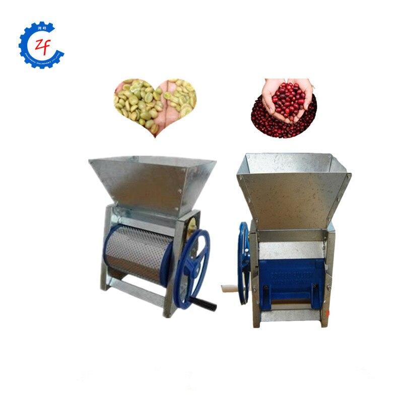 Low price coffee husk pulp removing machine raw coffee bean shellerLow price coffee husk pulp removing machine raw coffee bean sheller