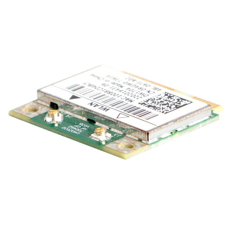 DW1704 R4GW0 BCM943142HM Wireless WiFi 300Mbps Bluetooth 4.0 MiniPCI-E Card 1pc T3LB