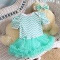 The New Pettiskirt Dress Jumpsuit Baby Siamese Ha Dress 0-1 Newborn Kids Baby Romper