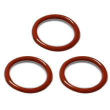 3Pcs O-Ring Rubber Belt For Neato Vx Series Vacuum Replacement Accessories недорого