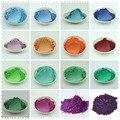 30g Polvo de Mica Mineral Saludable Natural Diy Para Tintura De Jabón Jabón Colorante Jabón En Polvo de sombra de ojos maquillaje Envío Gratis