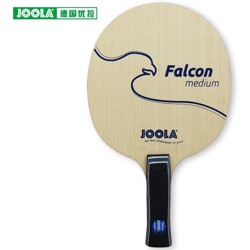 Joola FALCON Moyen (5 Plis Bois, Contrôle) Tennis De Table Lame Raquette de Ping-Pong Bat
