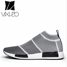 VIXLEO Free Shipping Original Quality Men Boosts Light Casual Shoes Breathable Mesh Ultra Boosts Zapatillas Deportivas Hombre