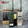 TRI PRC-152 (UV) Tactical Radio Interphone Walkie Talkie Militar de Radio Multibanda Inter/Intra Equipo de Radio (IPS) (IPX-7) Verde