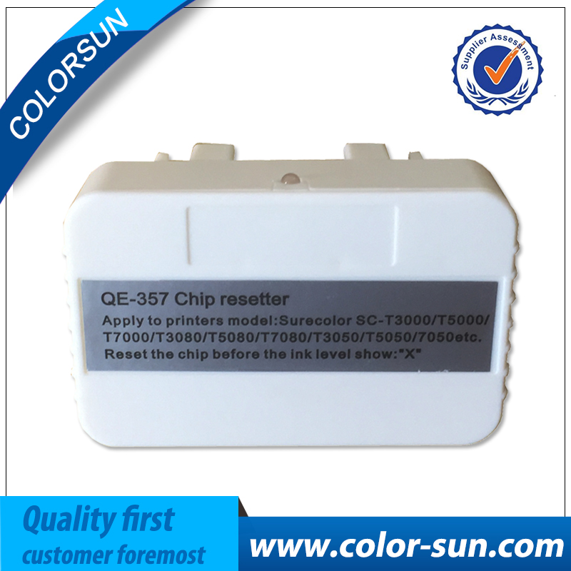 New Reset Cartridge Chip Resetter For Epson Surecolor T3200 T5200 T7200 T3000 T5000 T7000 T3050 T5050 T7050 T3270 T5270 Resetter cs dx18 universal chip resetter for samsung for xerox for sharp toner cartridge chip and drum chip no software limitation