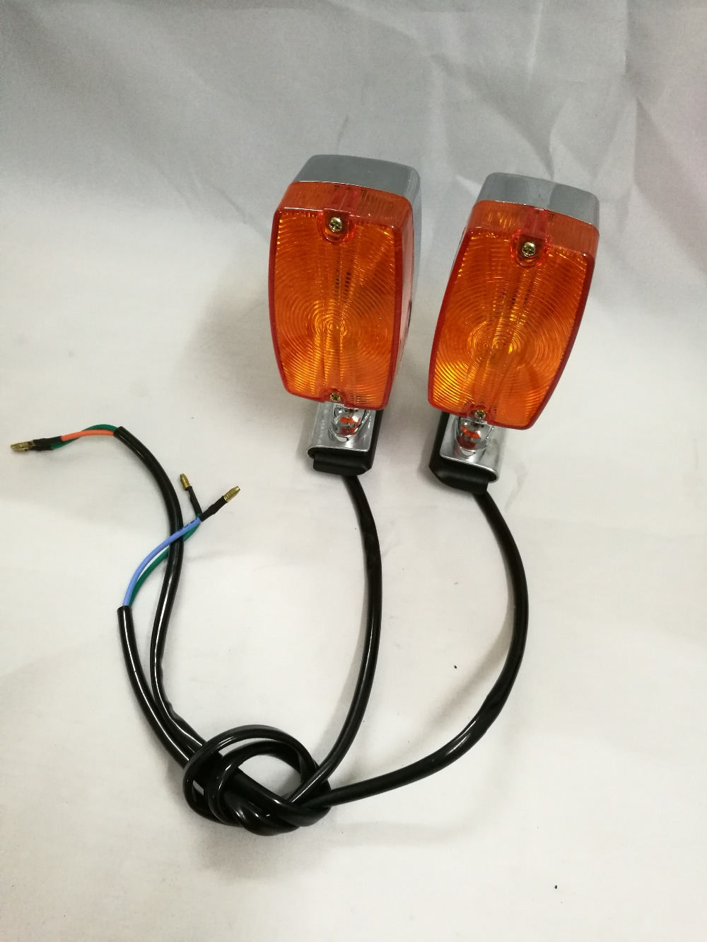 new for motorcycle accessories king GS125 front turn - Car Lights