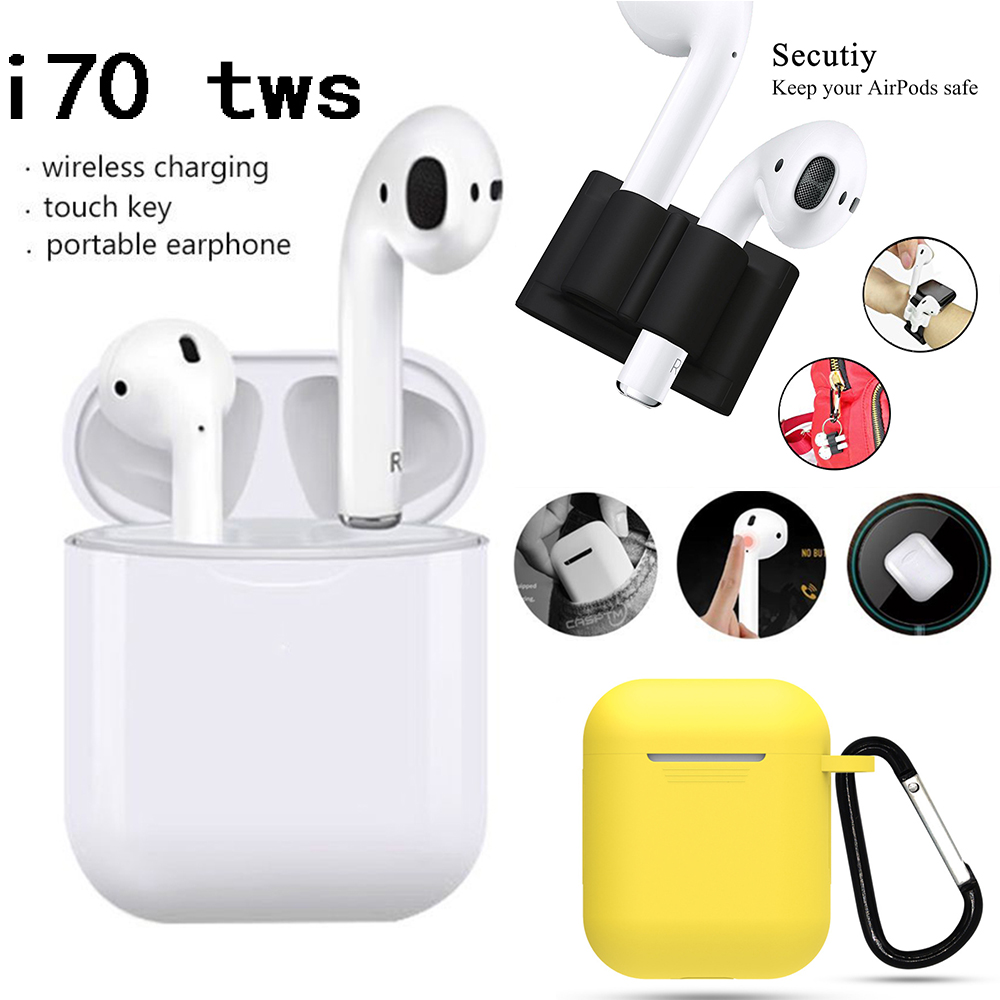 1:1 2019 i70 <font><b>tws</b></font> i70tws Wireless Bluetooth earphone pk i10 i12 i13 i14 i18 i30 i40 i60 <font><b>i</b></font> 10 11 12 13 <font><b>14</b></font> 18 20 30 40 50 60 70 80 image
