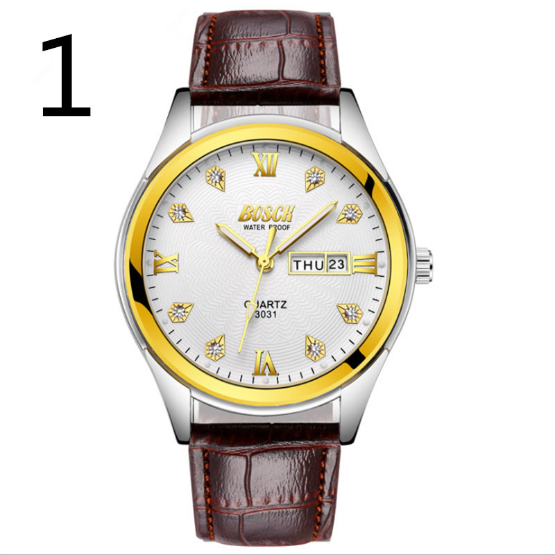 Wang's male student version of the simple trend casual men's watch waterproof fashion men's 2018 new wang s student simple trend casual watch waterproof fashion men s 2018 new 17