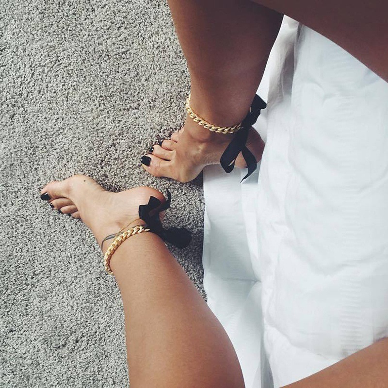 dore garance dor photos anklet anklets big for atelier ankles detail metal heavy
