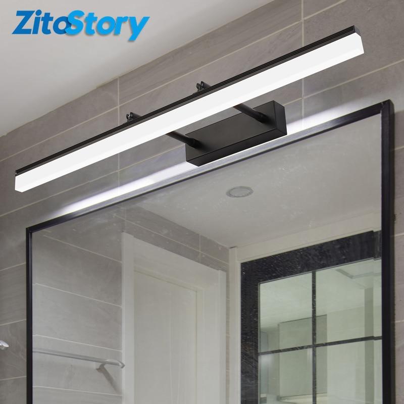Modern Bathroom LED Vanity light Wall lamp indoor bedroom ...