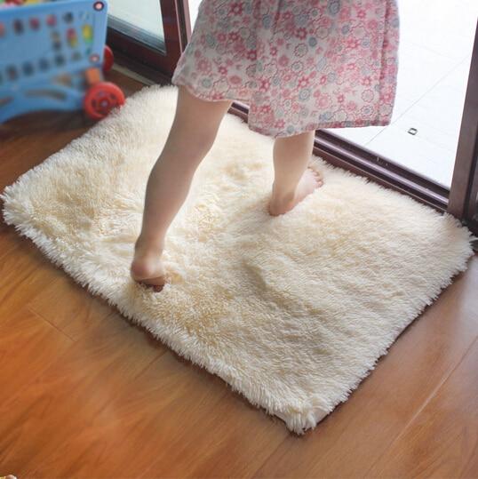 40*60 cm/50*80 cm carpet floor bath mat Moderna Suede Super confortevole e antis