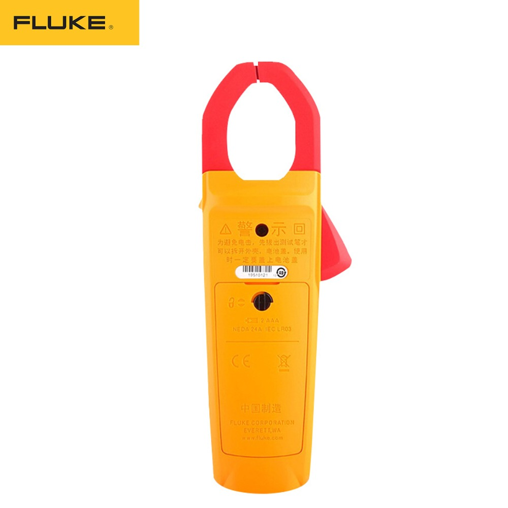 Tools : Fluke 302  Digital Current Clamp Meter pliers ammeter Resistance Tester AC  amperimetric clamp multimeter ampere