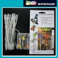 Super Bright Outdoor String Lights 30pcs/lot 3M 30 White Battery LED String Light