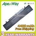 Apexway 4400 mah batería para samsung r525 r540 r510 r480 r468 r428 r528 r470 r462 x360 x460 r780 aa-aa-pb9nc6b pb9nc6w np-r540e