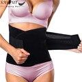 Mulheres Trainer Cintura Cintos Banda Barriga Cinto Shaper Do Corpo Quente após o Nascimento Cinto Corset Pós-parto Tummy Trimmer Corpo Magro Gordura Burne