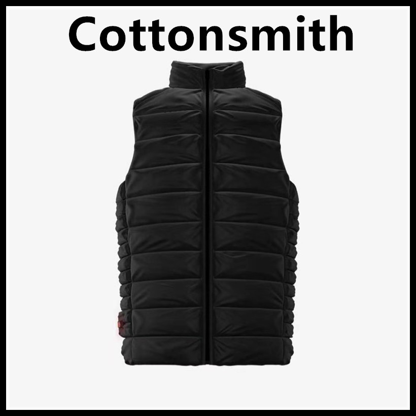2018 Xiaomi Cottonsmith Graphene Fast Heating Down Vest Waistcoat 99% Goose Down 4 Level Heating Control 1 Second Heat Up furry hood camouflage zip up down waistcoat