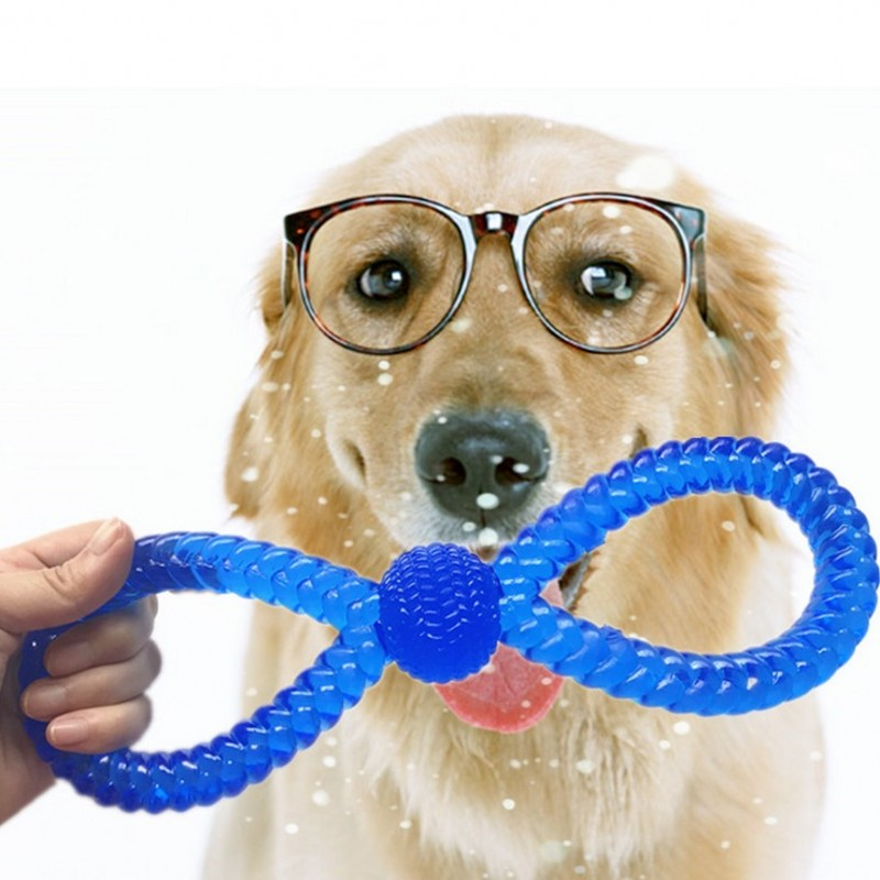 S/XL Squeak Chew Pet Toys For Golden Retriever Large Dogs