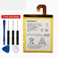 Original Sony LIS1558ERPC Phone Battery For Xperia Z3 L55U D6653 D6603 D6633 D5803 L55T D5833 D6616 D6708 3100mAh