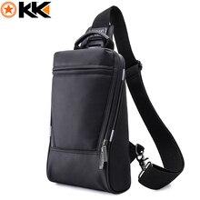 KAKA Crossbody Taschen für Männer Nylon Wasserdichter Brust Pack Tasche Multifunktions Mit Großer Kapazität Männlich Umhängetasche Umhängetasche Lässig